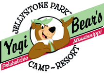 "Jellystone Park ""Yogi on the Lake"" Branding"