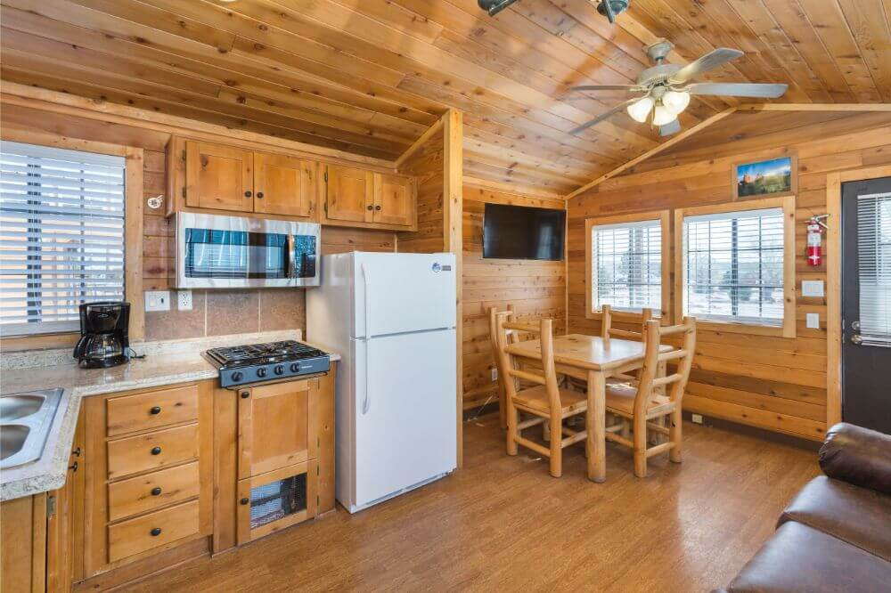 Colorado Springs KOA amenities