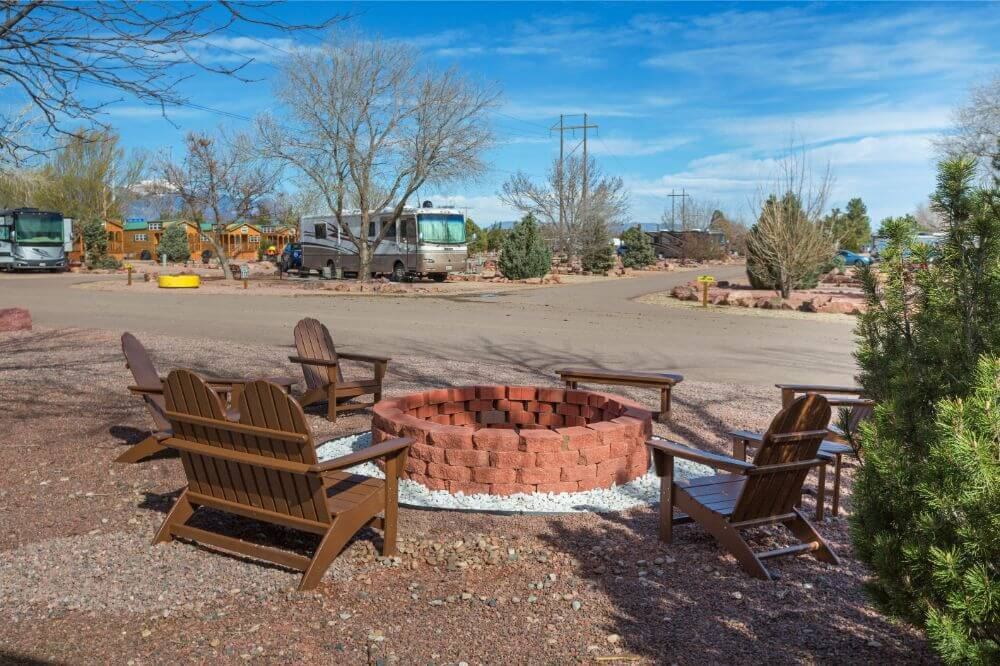 Colorado Springs KOA amenities