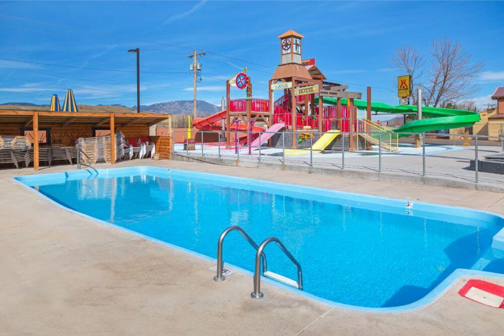 Colorado Springs KOA activities
