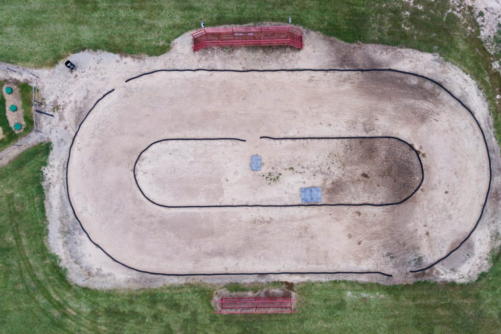 RC-Track-Aerial